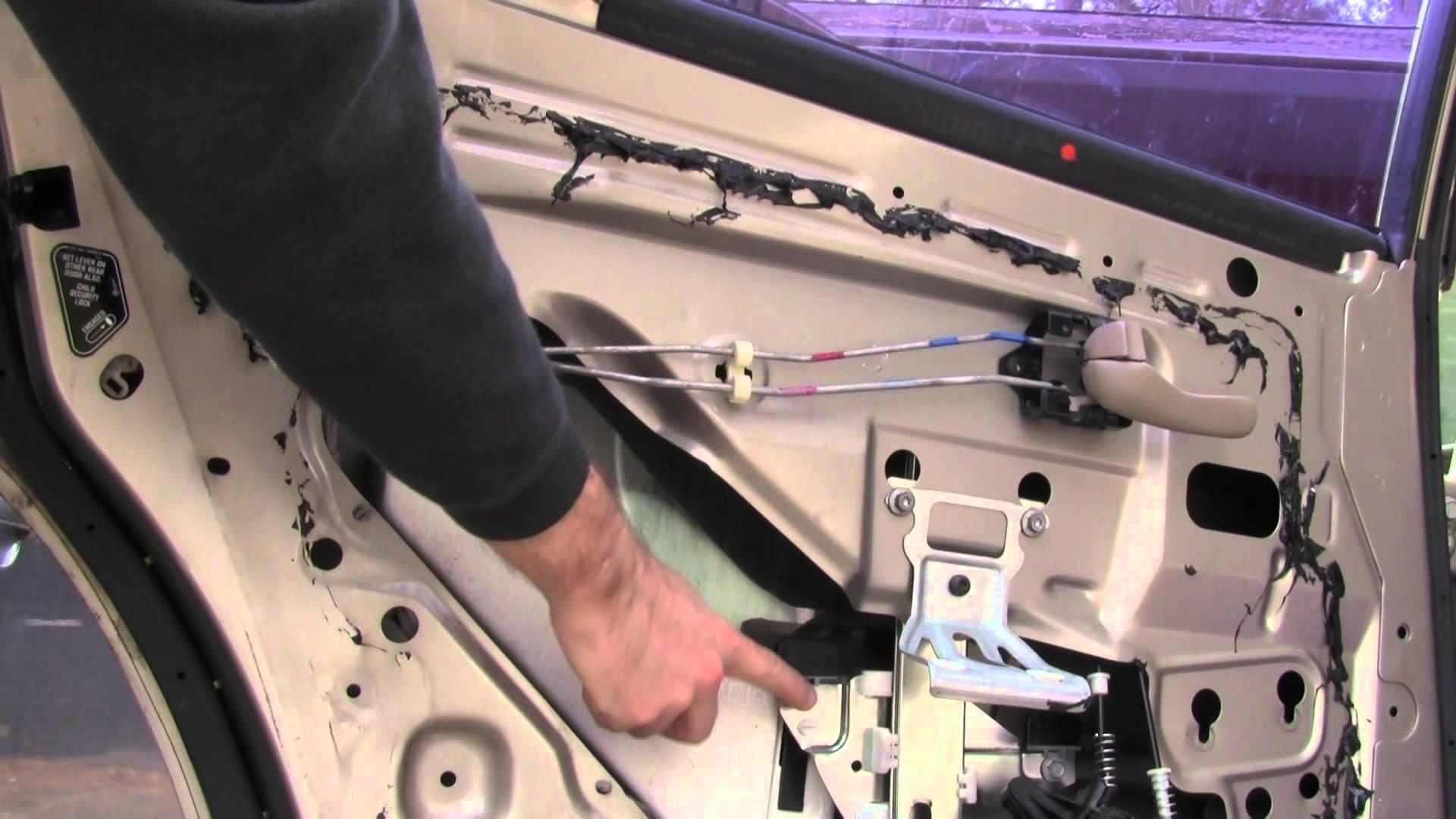 Conserto de máquinas de vidro automotivas elétricas e manuais